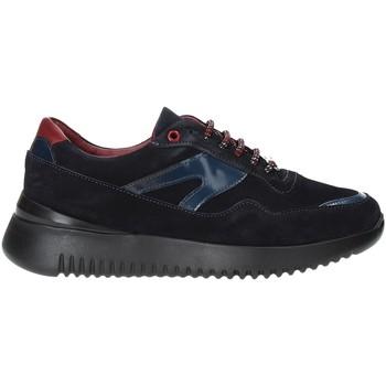 Cipők Férfi Rövid szárú edzőcipők Exton 335 Kék