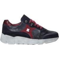 Cipők Férfi Rövid szárú edzőcipők Exton 360 Kék