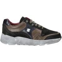 Cipők Férfi Rövid szárú edzőcipők Exton 360 Zöld