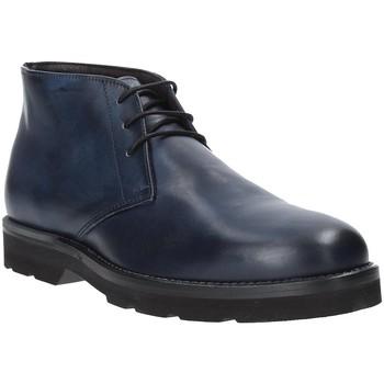 Cipők Férfi Csizmák Exton 44 Kék