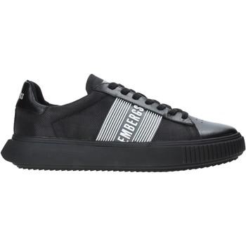 Cipők Férfi Rövid szárú edzőcipők Bikkembergs B4BKM0027 Fekete