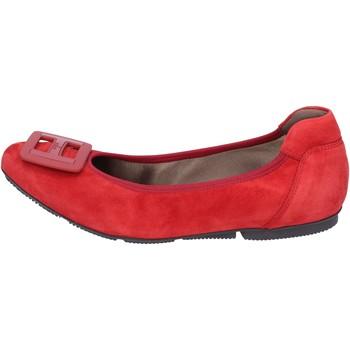 Cipők Női Balerina cipők  Hogan BK727 Piros