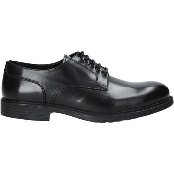 Cipők Férfi Oxford cipők Rogers 6500_4 Fekete