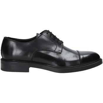 Cipők Férfi Oxford cipők Rogers 1001_4 Fekete