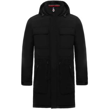 Ruhák Férfi Parka kabátok Invicta 4432370/U Fekete