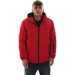 Ruhák Férfi Kabátok Invicta 4431570/U Piros