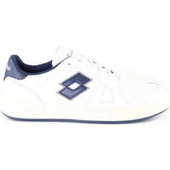 Cipők Férfi Rövid szárú edzőcipők Lotto L58229 Fehér