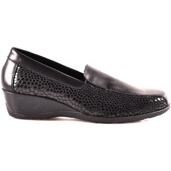 Cipők Női Mokkaszínek Susimoda 8848 Fekete