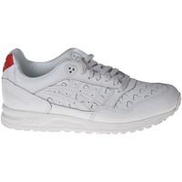 Cipők Női Rövid szárú edzőcipők Asics 1192A074 Fehér