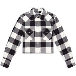 Ruhák Női Ingek / Blúzok Calvin Klein Jeans J20J212123 Fekete