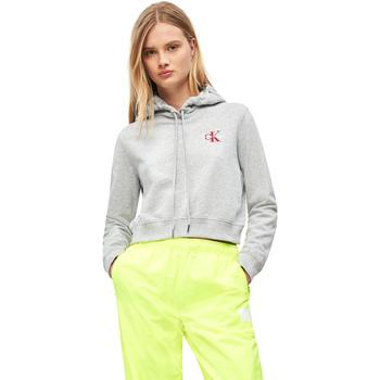 Ruhák Női Pulóverek Calvin Klein Jeans J20J210601 Szürke