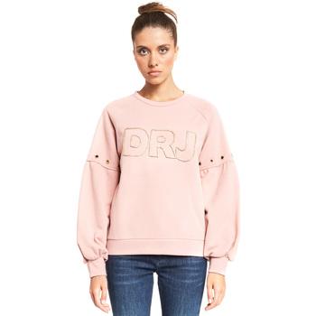 Ruhák Női Pulóverek Denny Rose 921ND64018 Rózsaszín