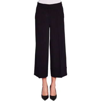 Ruhák Női Lenge nadrágok Gaudi 921FD25015 Fekete