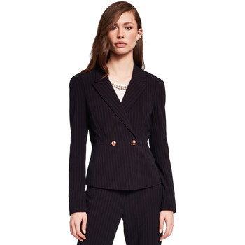 Ruhák Női Kabátok / Blézerek Gaudi 921FD35009 Fekete
