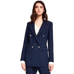 Ruhák Női Kabátok / Blézerek Gaudi 921FD35035 Kék