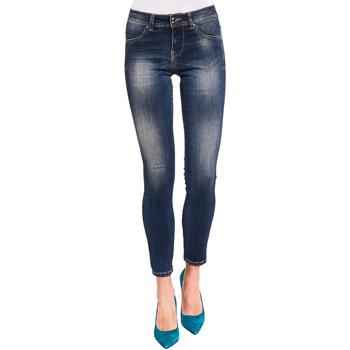 Ruhák Női Slim farmerek Gaudi 921BD26008 Kék