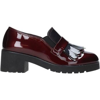 Cipők Női Mokkaszínek Grace Shoes 224002 Piros