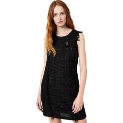 Ruhák Női Rövid ruhák Liu Jo W69330 T4080 Fekete