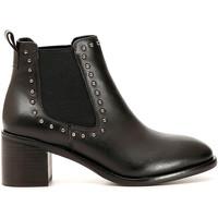 Cipők Női Bokacsizmák Café Noir GE144 Fekete