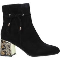 Cipők Női Bokacsizmák Café Noir LA542 Fekete