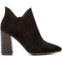 Cipők Női Bokacsizmák Café Noir MA956 Fekete