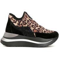 Cipők Női Belebújós cipők Café Noir DC975 Fekete