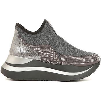 Cipők Női Belebújós cipők Café Noir DC985 Szürke