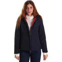 Ruhák Női Kabátok Invicta 4431576/D Kék