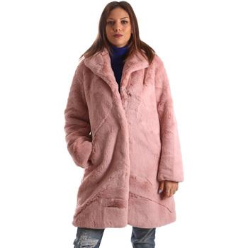 Ruhák Női Kabátok Invicta 4444005/D Rózsaszín