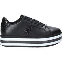 Cipők Női Rövid szárú edzőcipők Apepazza 9FICP01 Fekete
