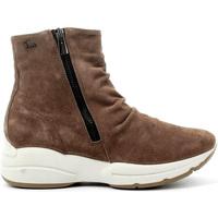 Cipők Női Bokacsizmák IgI&CO 4148311 Barna
