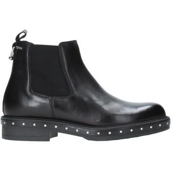Cipők Női Bokacsizmák IgI&CO 4177700 Fekete