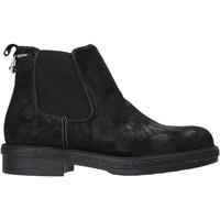 Cipők Női Bokacsizmák IgI&CO 4177711 Fekete