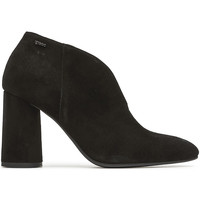 Cipők Női Bokacsizmák IgI&CO 4186500 Fekete