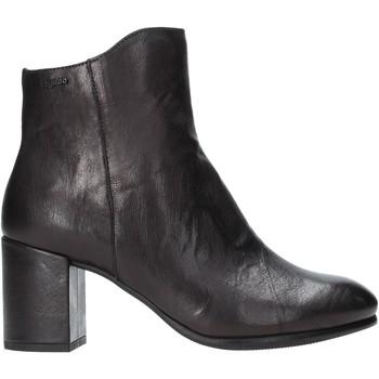 Cipők Női Bokacsizmák IgI&CO 4189700 Fekete