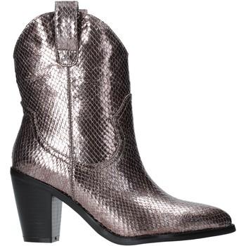 Cipők Női Bokacsizmák Gold&gold B19 GU22 Szürke