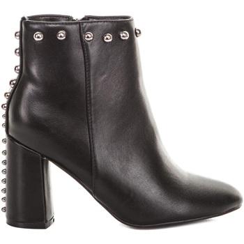 Cipők Női Bokacsizmák Gold&gold B19 GD151 Fekete
