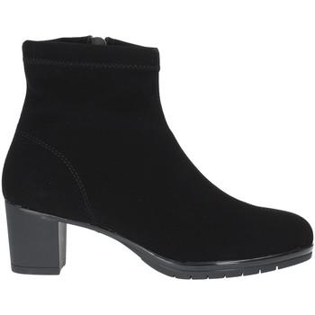 Cipők Női Bokacsizmák Susimoda 825381 Fekete