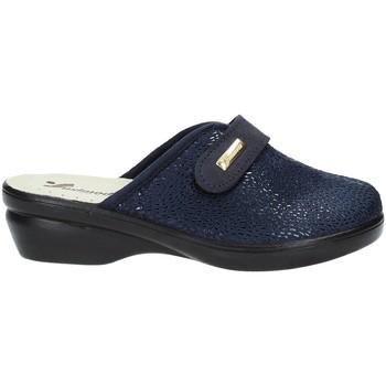 Cipők Női Mamuszok Susimoda 6836 Kék