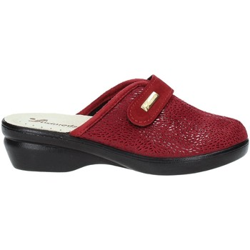 Cipők Női Mamuszok Susimoda 6836 Piros