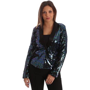 Ruhák Női Kabátok / Blézerek Fracomina FR19FP622 Fekete