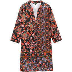 Ruhák Női Rövid ruhák Desigual 19WWVW94 Fekete