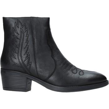 Cipők Női Bokacsizmák Pregunta PF5794T Fekete