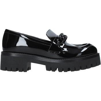 Cipők Női Mokkaszínek Pregunta PAA21 Fekete