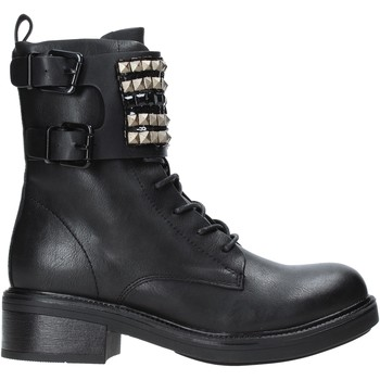 Cipők Női Bokacsizmák Gold&gold B19 GA77 Fekete