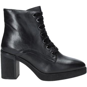 Cipők Női Bokacsizmák Stonefly 212033 Fekete