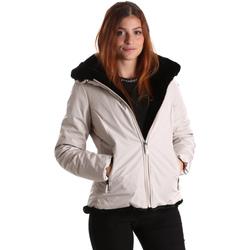 Ruhák Női Kabátok Invicta 4431581/D Fehér