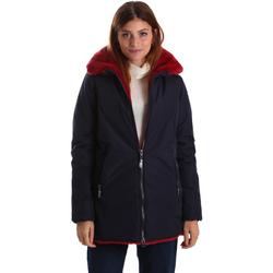 Ruhák Női Kabátok Invicta 4432338/D Kék