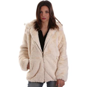 Ruhák Női Kabátok Invicta 4431600/D Fehér