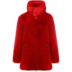 Ruhák Női Kabátok Invicta 4431600/D Piros